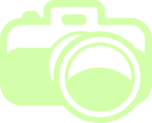 Green Camera Clip Art