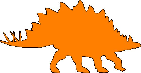 M Shadows 2012 Orange Stegosaurus Cli...