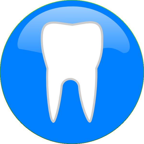 Dental Icon Clip Art at Clker.com - vector clip art online ...