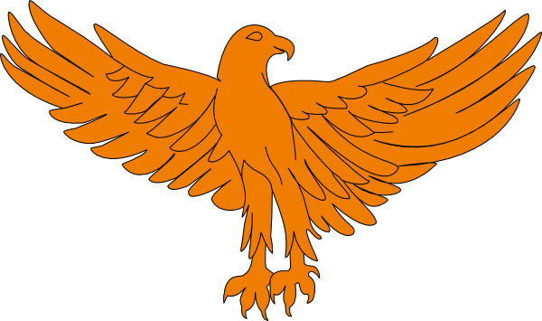 flying eagle cartoon images