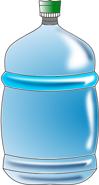 Water Bottle Clip Art at Clker.com - vector clip art ...Water Bottle Clip Art