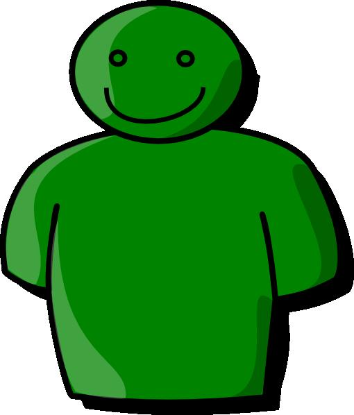 Smiling Man Clip Art at Clker.com - vector clip art online ...