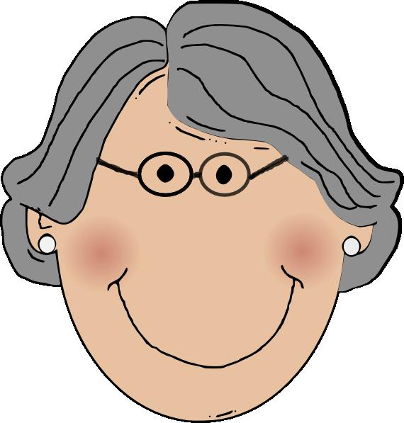 Grandma Clip Art at Clker.com - vector clip art online ...