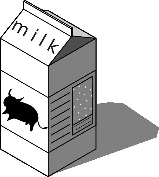 Milk Carton Clip Art at Clker.com - vector clip art online ...