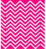 Hot Pink Chevron Clip Art