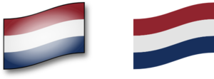 Holland Flag Clip Art