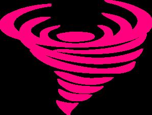pink tornado clip clip art at clker com vector clip art online rh clker com tornado clipart free tornado clipart free