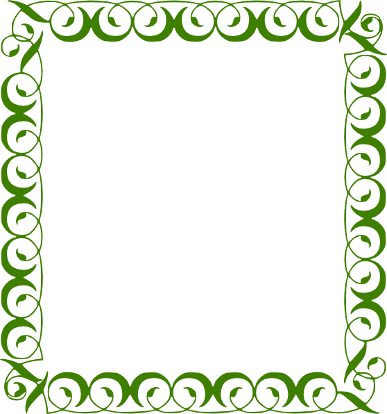 green border clip art at vector clip art. Black Bedroom Furniture Sets. Home Design Ideas