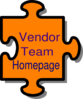 Vendor Team Homepage Clip Art