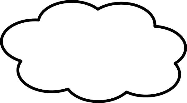 Cloud Clip Art at Clke...