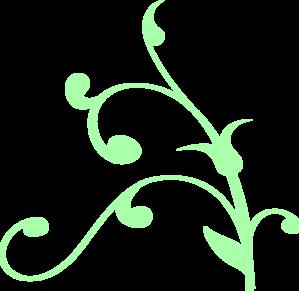 Mint green swirl clip art at clker vector clip art online mint green swirl clip art altavistaventures Images