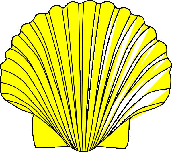 Shell Clip Art at Clker.com - vector clip art online ...