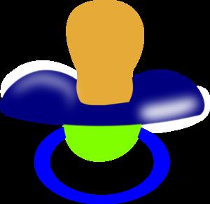 pacifier clip art at clker com vector clip art online royalty rh clker com baby pacifier clipart free pacifier clipart free