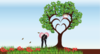 Tree Of Love Clip Art