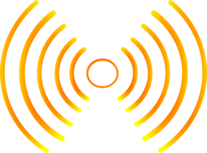 Radio Waves 3(hpg) Clip Art