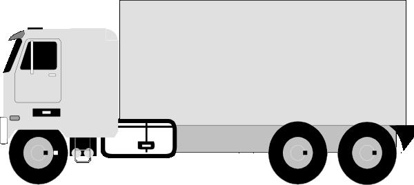 Truck Clip Art At Clker Com Vector Clip Art Online Royalty Free Amp Public Domain