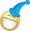 Party Smily Face Clip Art