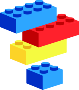 Lego Bricks Clip Art