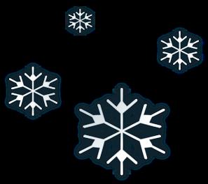 Snow Flakes Clip Art at Clker.com - vector clip art online ...