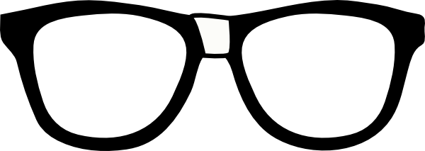 Clipart Nerd Glasses