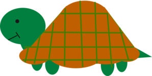 Revised Turtle Clip Art