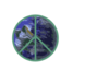 Peace With Earth Clip Art