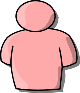 Pink Person Clip Art