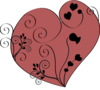 Heart Love Clip Art Clip Art