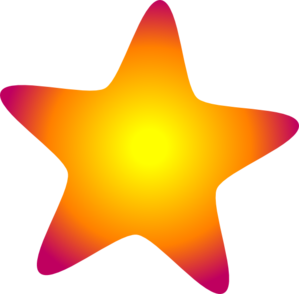 glowing star clip art at clker com vector clip art online royalty rh clker com clip art starting school clip art star trek