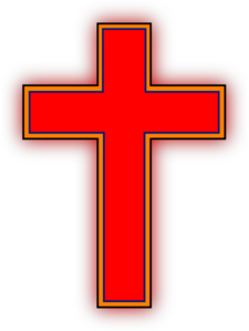 Cross Edited Clip Art