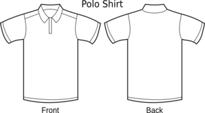 Free blank polo shirt template, download free clip art, free clip.