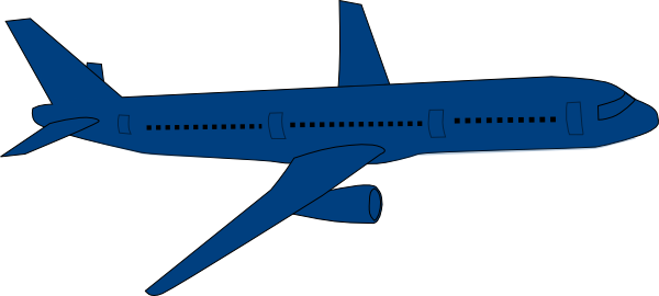 clipart picture of an airplane - photo #36