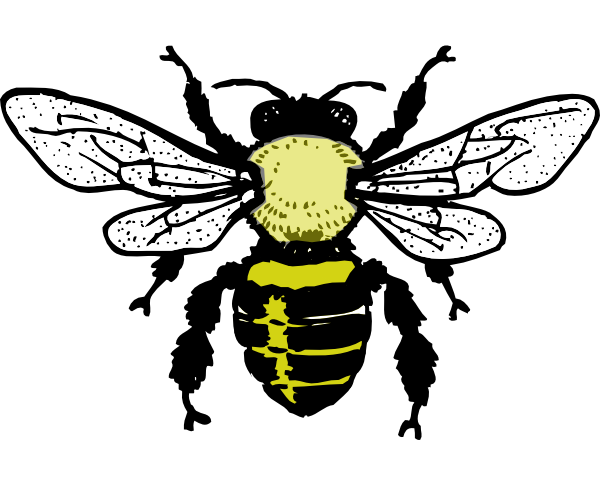 bee logos clip art - photo #36
