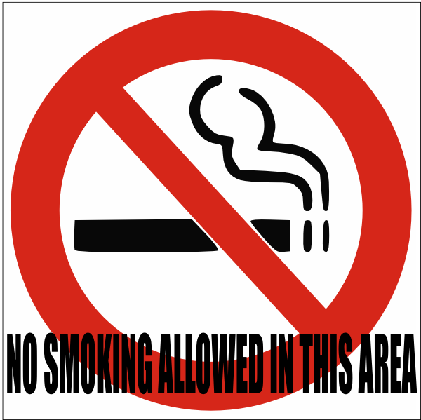no smoking clip art at clker com