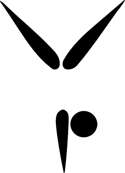 Olympic Gymnastics Artistic Logo Clip Art at Clker.com