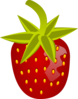 Strawberry 18 Clip Art