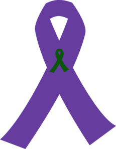 Rowan Syndrome Ribbon Clip Art