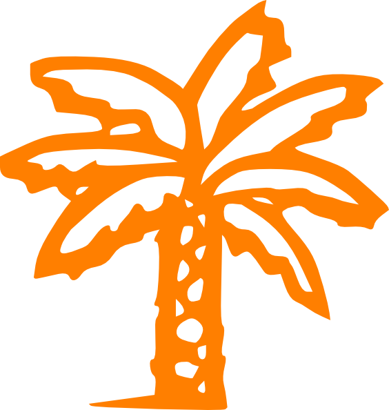 Orange Tree Clip Art at Clker.com - vector clip art online ...