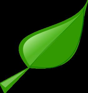 Leaf Clip Art at Clker.com - vector clip art online ...