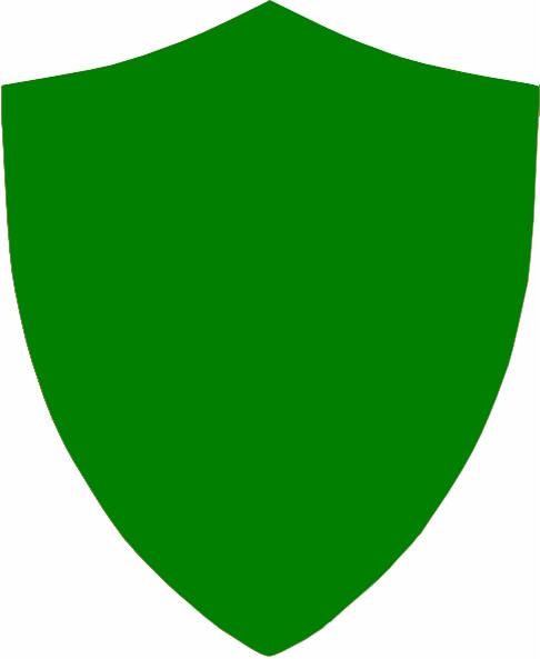 Green Shield Clip Art at Clker.com - vector clip art online, royalty ...