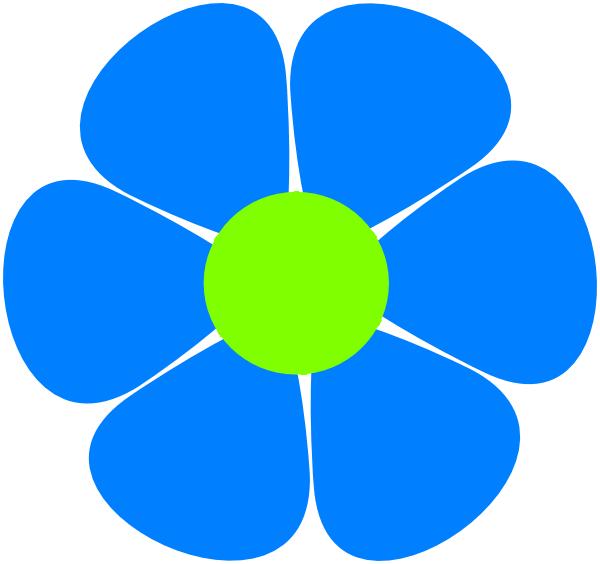 Flowerpower Clip Art At Clker.com