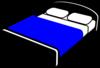 Bed 7 Clip Art