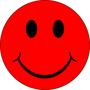 happy red face clip art at clker com vector clip art online rh clker com Big Smiley Face Clip Art Big Smiley Face Clip Art