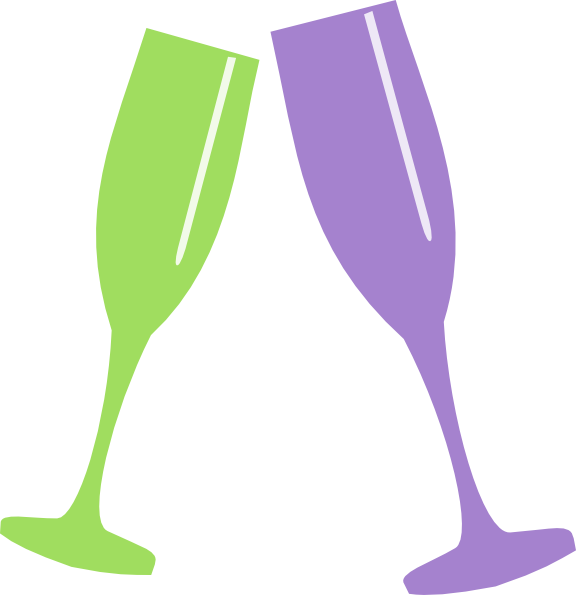Champagne Glass Aephi Clip Art at Clker.com - vector clip ...