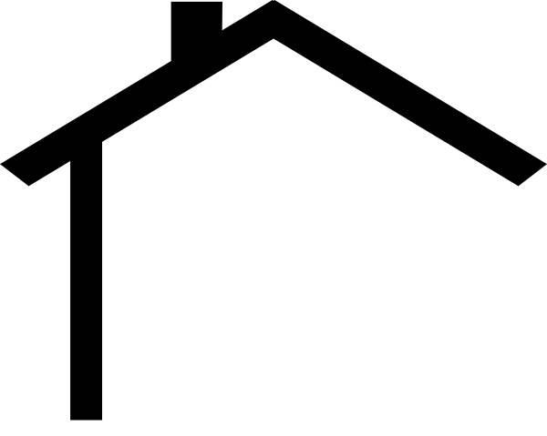 House Roof Clip Art At Vector Clip Art Online Royalty