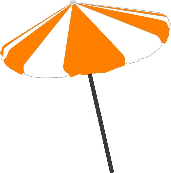 beach umbrella clip art at clker com vector clip art online rh clker com cartoon beach umbrella clipart beach umbrella clipart