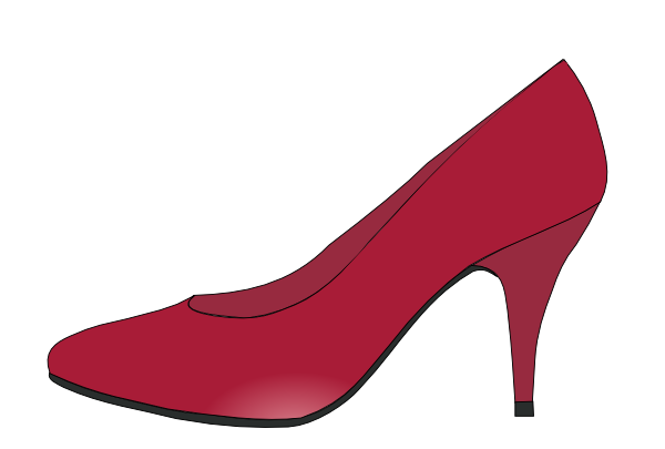 Ruby Red Slippers clip artRuby Slippers Vector