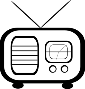 radio clip art at clker com vector clip art online royalty free rh clker com clip art radio announcer clip art radios