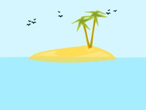 Island Clip Art