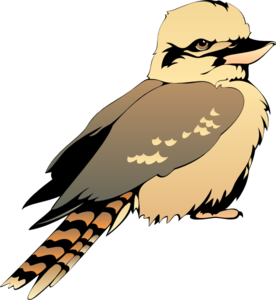 Young Bird Clip Art